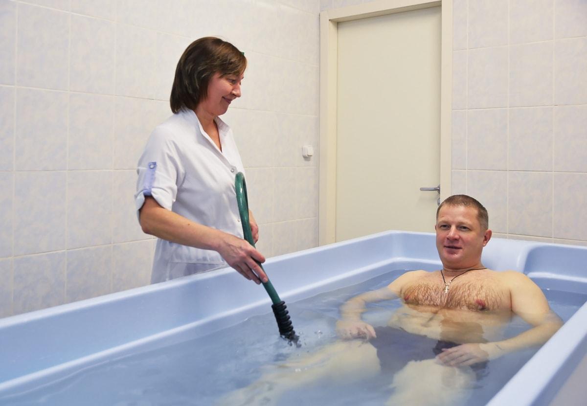 санатории в белокурихи для лечения простатита